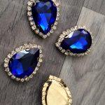 kobaltblauw-goud