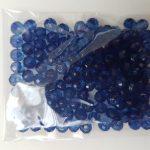 kobaltblauw kralen