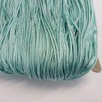 Lkitan sierkoord mintblauw(per 10 meter)
