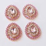 Amandel stenen roze