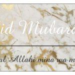 'Eid Mubarak cadeaukaartjes