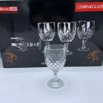 Cocktail glazen 12 stuks